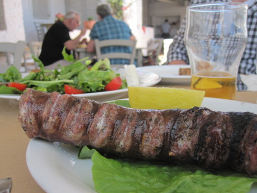 Greek Sausage