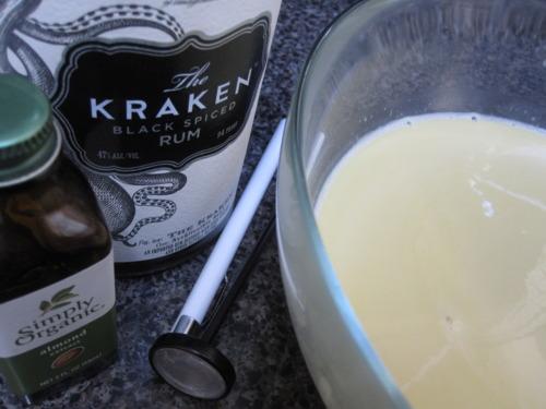 Rum and Pastry Cream