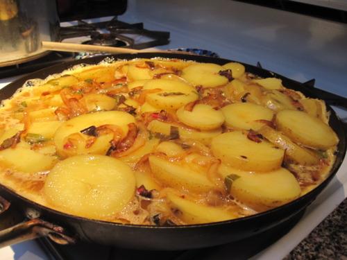 Classic Tortilla Española