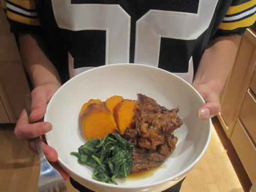 Asian-Style Braised Beef