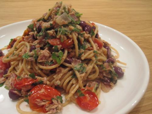 Tuna Noodle Redux