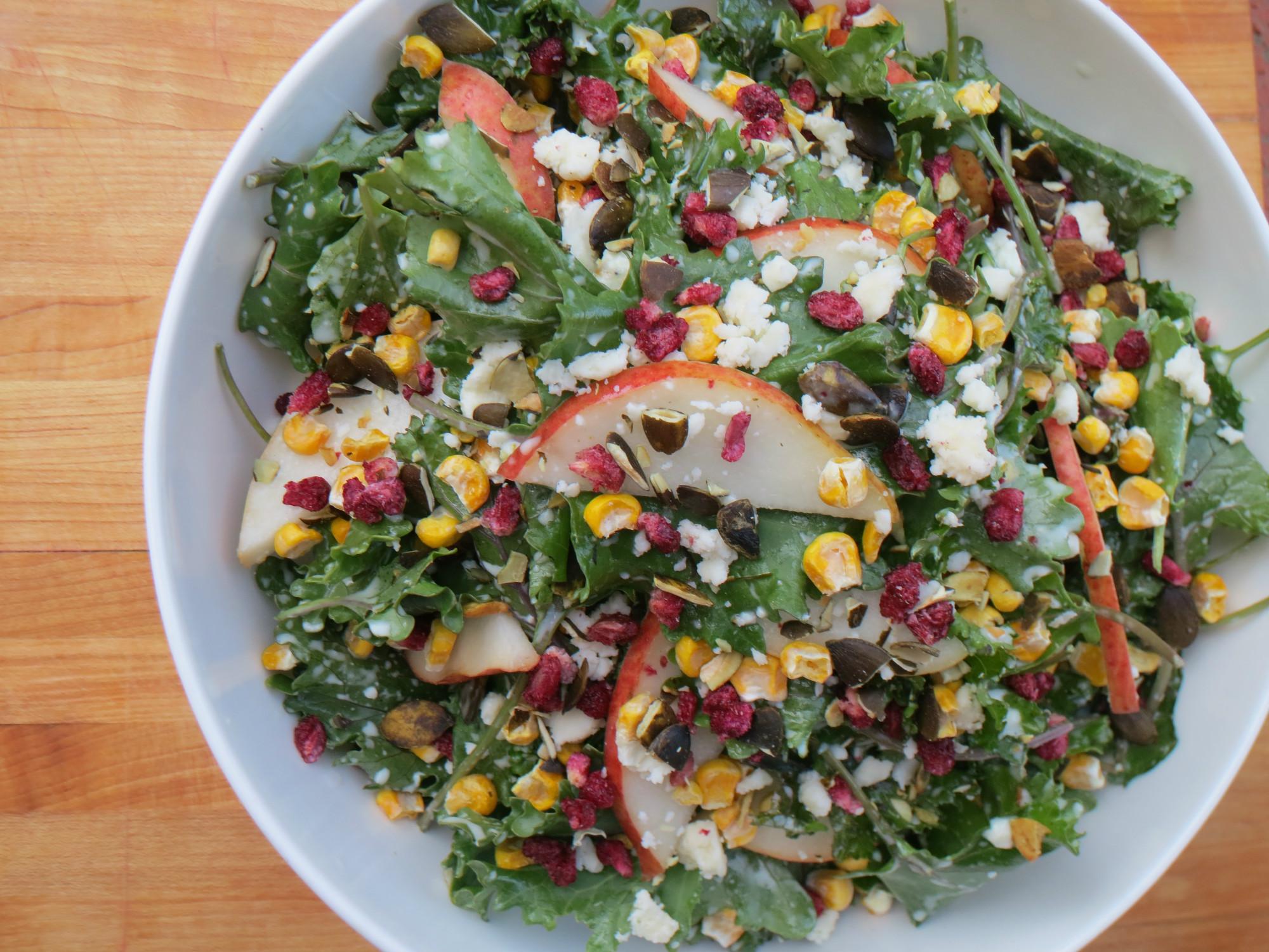 Pear salad dressing recipe